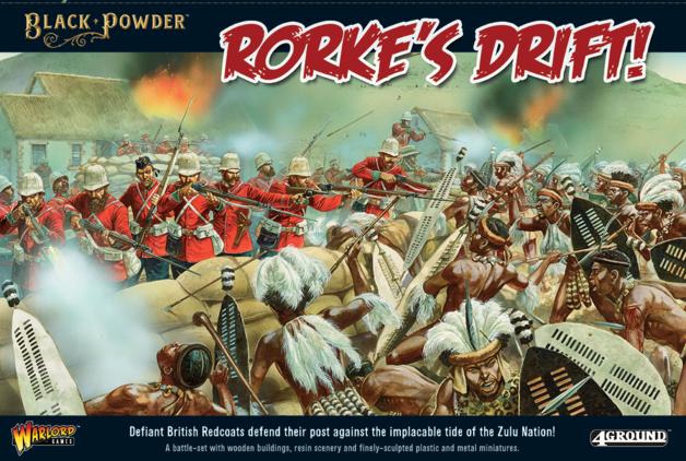 Black Powder: Rorke's Drift Battle set