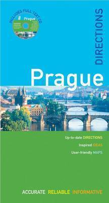 Rough Guide Directions Prague by Rob Humphreys image