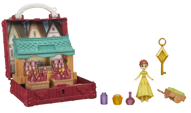 Frozen II: Pop Adventures Playset - Anna's Village Set