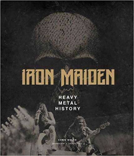 Iron Maiden by Chris Welch