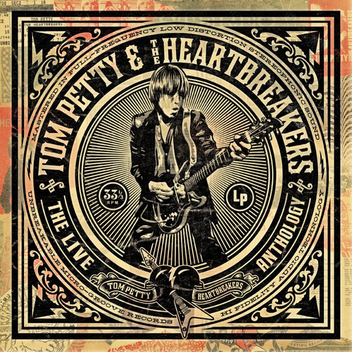 Live Anthology by Tom Petty And The Heartbreakers