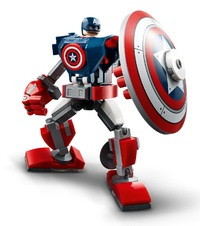 LEGO Marvel: Captain America Mech Armour - (76168)