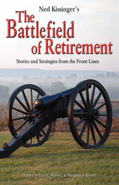 Ned Kissinger's Battlefield of Retirement: Stories and Strategies from the Front Lines by Ned Kissinger CFP ChFEBC image