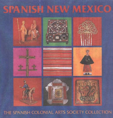 Spanish New Mexico -- Two-Volume Set image