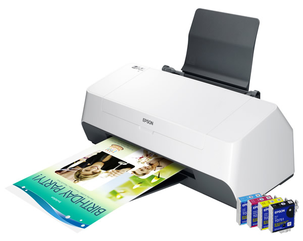 Epson Stylus C59 Inkjet Printer image