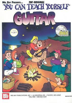 You Can Teach Yourself Guitar by William Bay image