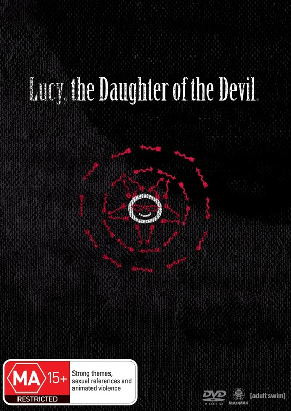 Lucy, the Daughter of the Devil - Season 1 on DVD