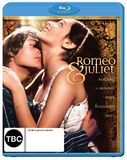 Romeo and Juliet on Blu-ray