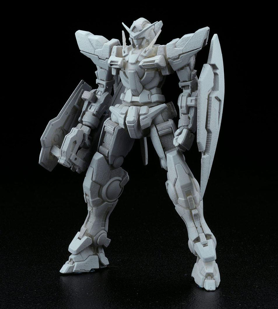 Gundam GN-001 Gundam Exia RG 1/144 Model Kit image