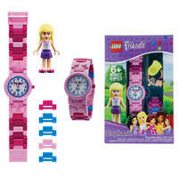 LEGO Friends Stephanie Mini Doll Watch
