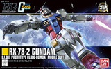 Gundam HGUC 1/144 Revive RX-78-2 Gundam Model Kit
