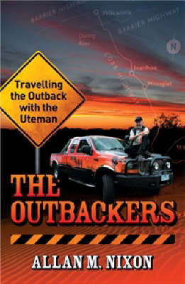 The Outbackers by Allan M. Nixon image