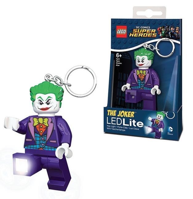 LEGO DC Comics Key Light: The Joker