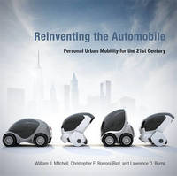 Reinventing the Automobile by William J Mitchell image