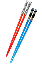 Star Wars: Lightsaber Chopstick Battle Twin-Pack image