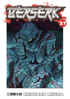 Berserk Volume 37 by Kentaro Miura