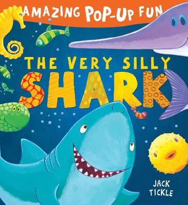 The Very Silly Shark by Caterpillar Books image