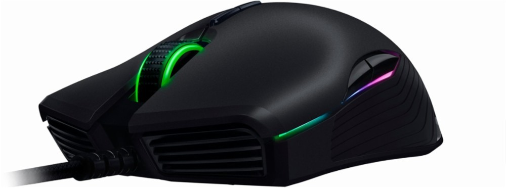 Razer Lancehead Tournament Edition Ambidextrous Gaming Mouse - Gunmetal for PC Games image