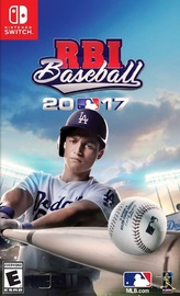 RBI Baseball 2017 for Nintendo Switch