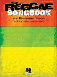 The Reggae Songbook by Hal Leonard Publishing Corporation image