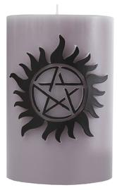 Supernatural: Sculpted Insignia Candle - Anti-Possession