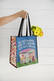 Natural Life: Grocery Tote - Go Everywhere Truck