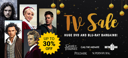 Up to 30% off TV on DVD & Blu-ray!