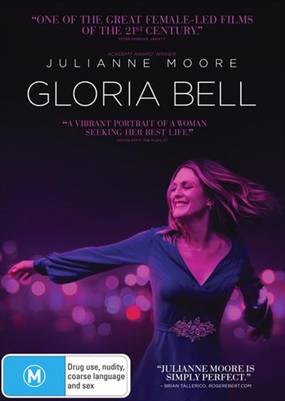 Gloria Bell on DVD
