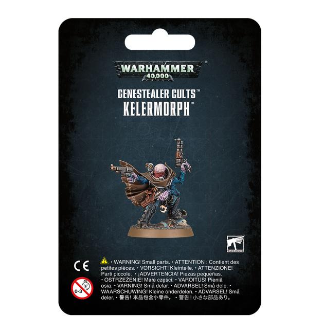Warhammer 40,000 Genestealer Cults: Kelermorph