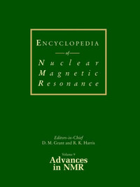 Encyclopedia of Nuclear Magnetic Resonance: v. 9 image