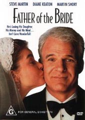 Father of the Bride on DVD