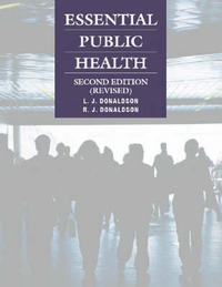 Essential Public Health by Sir Liam Donaldson image