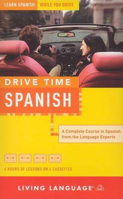 Spanish - Drive Time by Living Language image