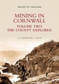 Mining in Cornwall Vol 2 by L.J. Bullen image