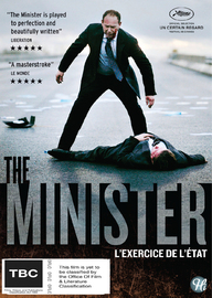 The Minister on DVD