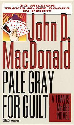Pale Gray for Guilt by John D MacDonald image