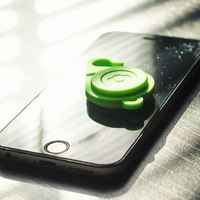 Snappy Selfie Remote (Green)