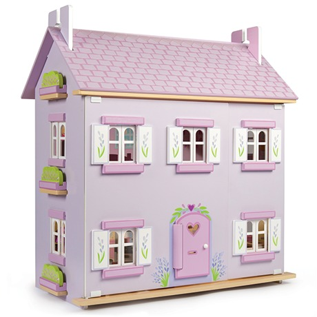 Le Toy Van: Lavender Doll House