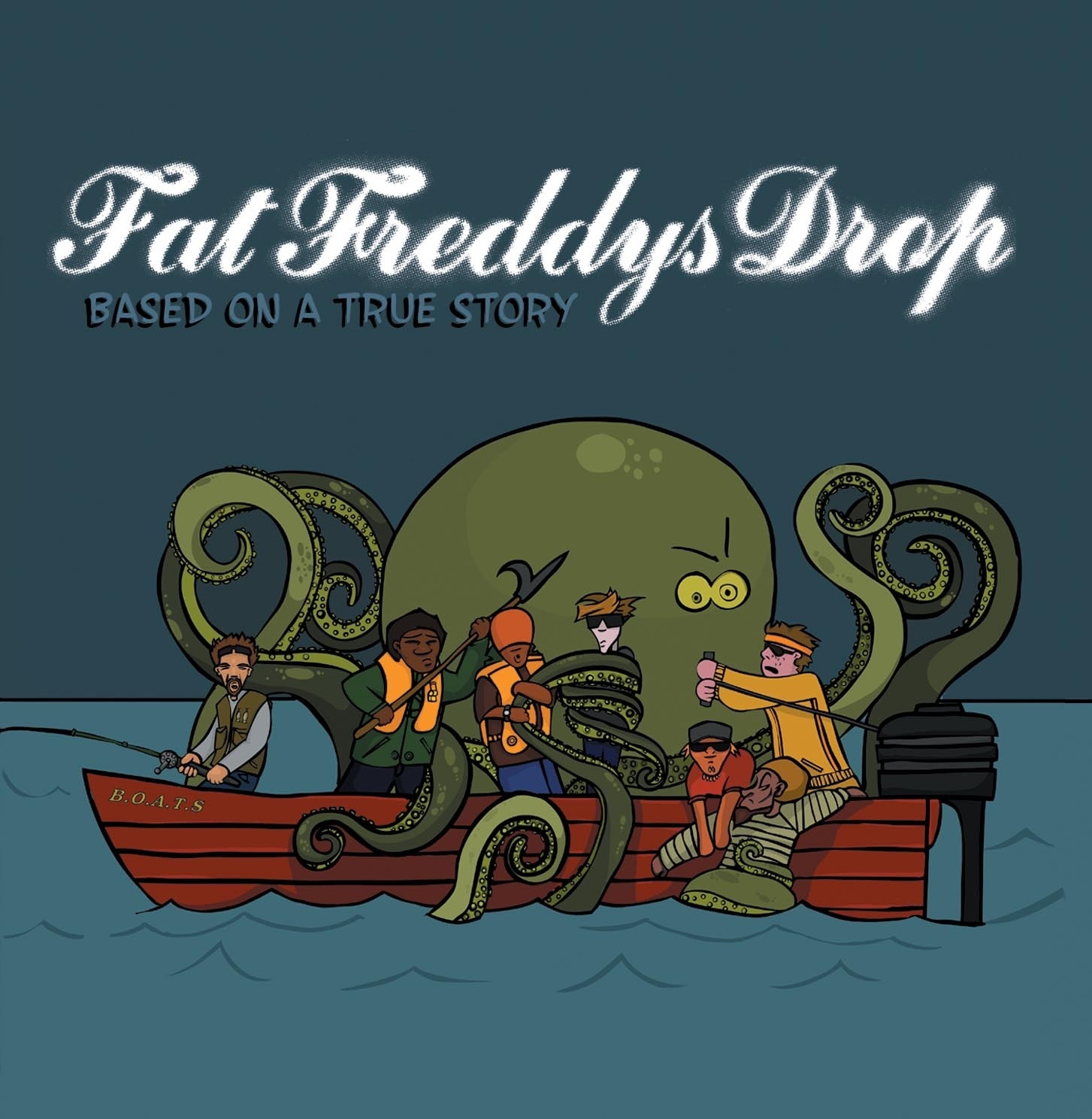 Based On a True Story by Fat Freddy's Drop image