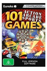 Eureka 101 Action Arcade Sports Games for PC Games