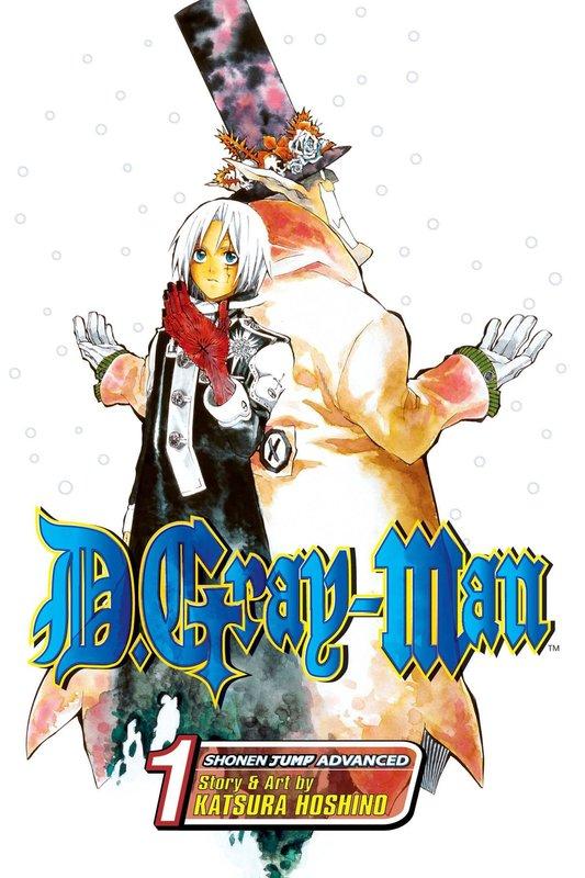 D. Gray-Man, Vol. 1 by Katsura Hoshino