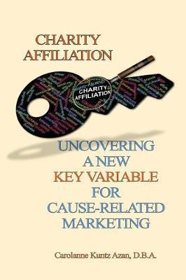 Charity Affiliation by Carolanne Kuntz Azan D B a