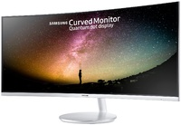 "34"" Samsung Ultra-Wide QHD 100hz Curved FreeSync Gaming Monitor image"