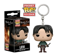 Attack on Titan - Levi Pocket Pop! Keychain