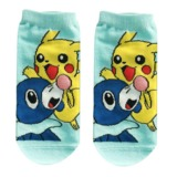 Pokemon: Pikachu & Popplio - Ladies Socks