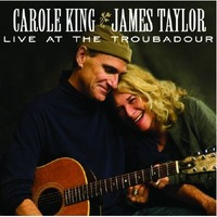 Live At The Troubadour (CD/DVD) by Carole King & James Taylor