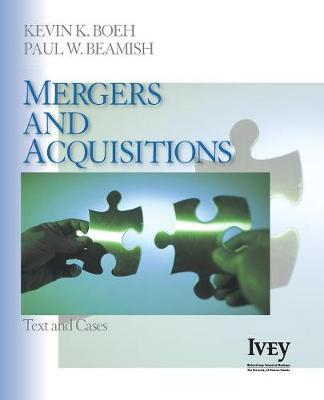 Mergers and Acquisitions by Kevin K. Boeh