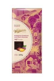 Whittaker's Destination Madagascar - Madagascar Dark Chocolate 82% Cocoa (100g)