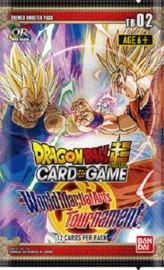 Dragon Ball Super TCG: World Martial Arts Tournament Single Booster