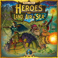 Heroes of Land, Air & Sea - Core Game